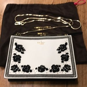 Kate Spade Leather Crossbody/Clutch